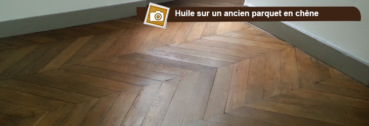 comment nettoyer un parquet huil free huile cire parquet. Black Bedroom Furniture Sets. Home Design Ideas