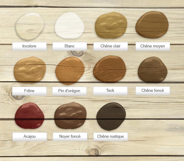 Lasure pro pour bois mauler 10l - Lasure de couleur pour bois exterieur ...