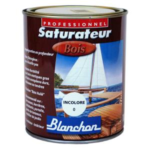 Saturateur Bois de BLANCHON - Pot de 1 litre