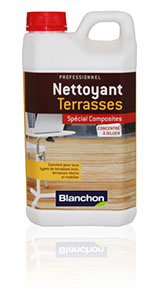 nettoyant terrasses bois composites blanchon 2 5 litres. Black Bedroom Furniture Sets. Home Design Ideas