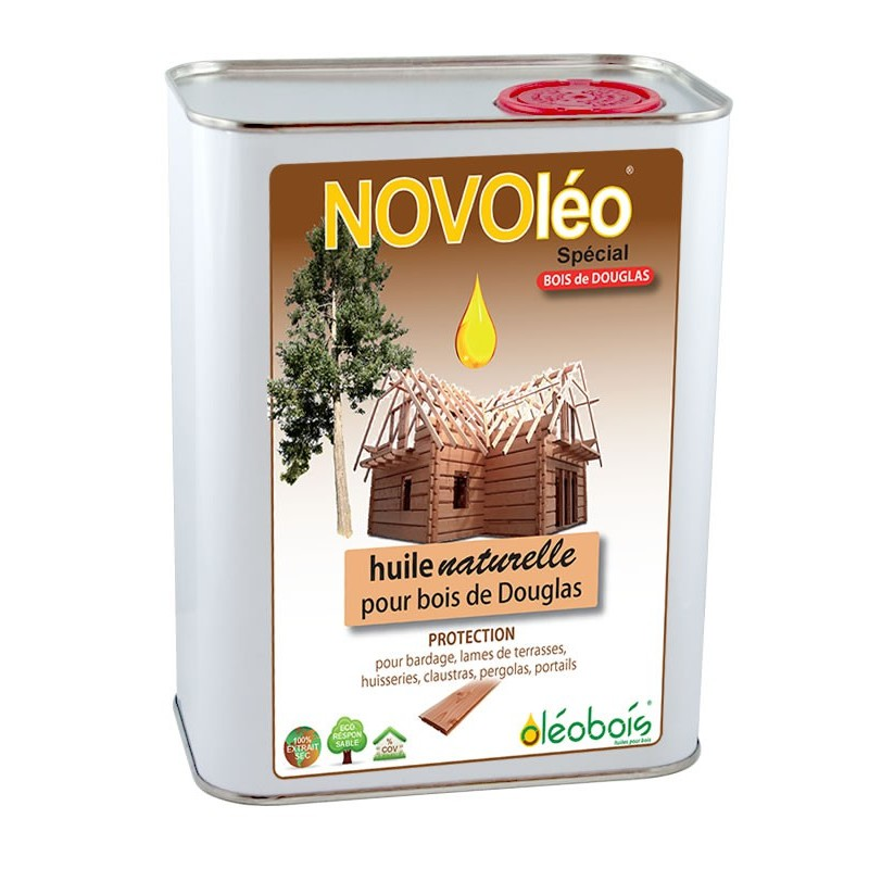 huile naturelle pour bois novol o sp cial douglas 2l. Black Bedroom Furniture Sets. Home Design Ideas