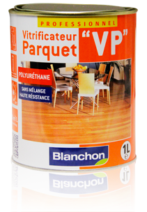 vitrificateur parquet bois vp de blanchon 1 litre. Black Bedroom Furniture Sets. Home Design Ideas